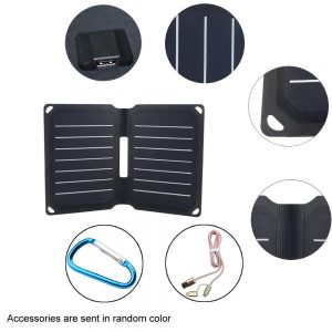 FlexSolar 8.5W/5V Portable solar charger