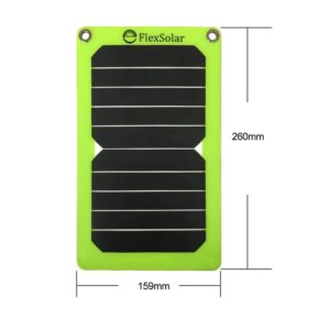 5W/5V Solar Chargers