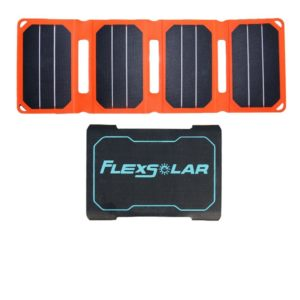 FlexSolar PocketPower 6.4W Orange