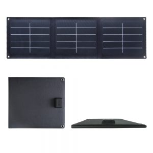 FlexSolar ETFE Lamination 32W Foldabel Waterproof Sunpower Solar Panel